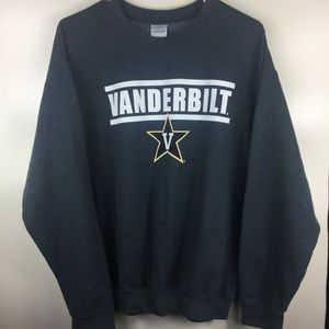 Other - Vanderbilt college crew neck sweater size M